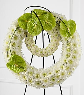 Double Wreath Remembrance