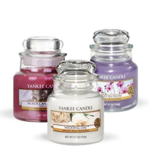 Yankee Candles Small