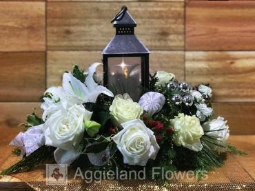Winter Wishes Centerpiece
