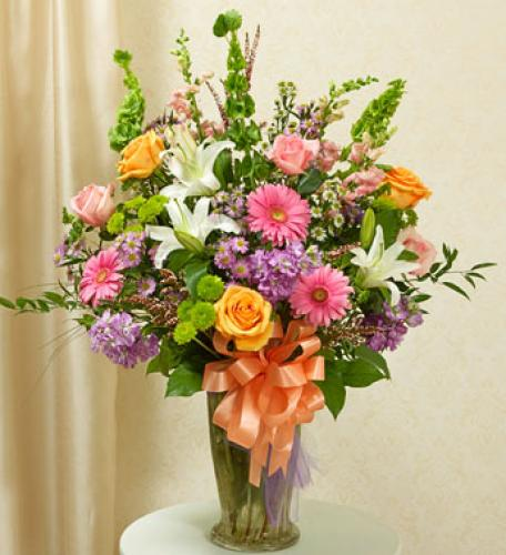 Life Celebration Sympathy Bouquet