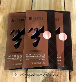 Neuhaus Dark Chocolate Tablet 52% West Africa