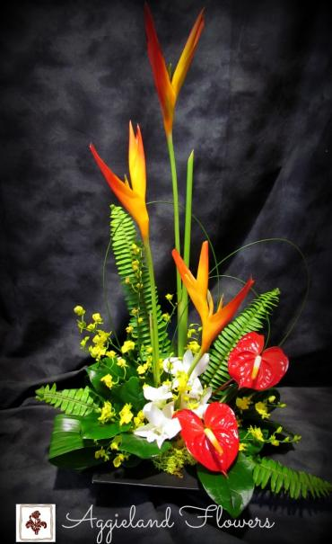 Tropical Days Arrangement