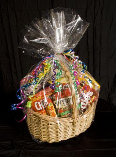 Executive Snack Basket