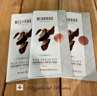 Neuhaus Milk Chocolate Tablet 32%-West Africa