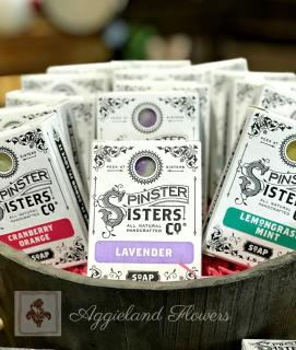 Spinster Sisters All-Natural Handcrafted Soap