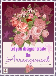 Designers Choice - Valentine\'s Arrangement