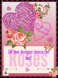 Designer\'s Choice - Long Stem Roses