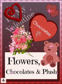 Designer\'s Choice - Valentine\'s Flowers, Chocolates & Plush