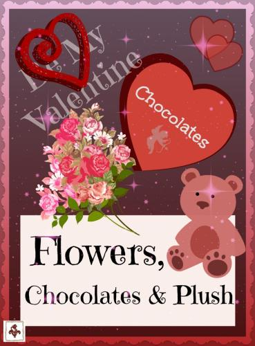 Designer\'s Choice - Flowers, Chocolates and Plush!