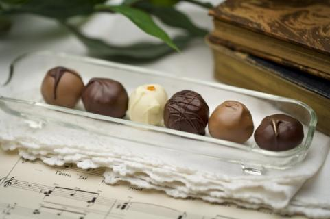 Wiseman House 6 Piece Truffles Assortment