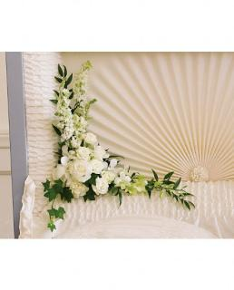 Purest Love Casket Adornment