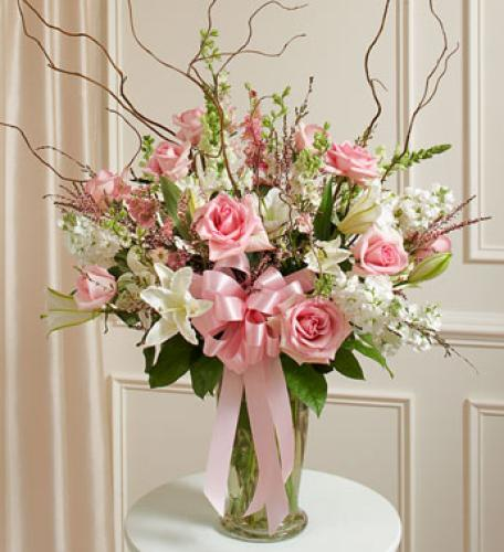 Beautiful Blessings Sympathy Bouquet