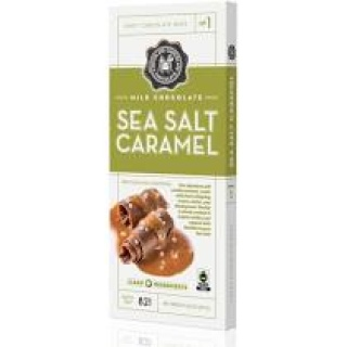 Milk Sea Salt Caramel Bar