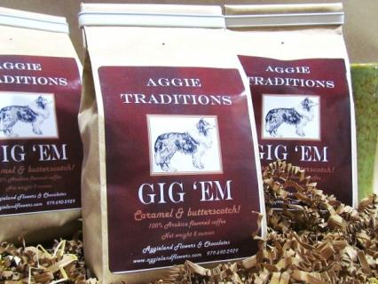 Aggie Blends Gourmet Coffee 8 oz
