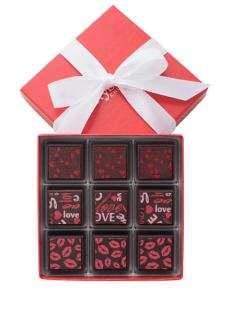 Lover\'s Chocolate Truffle Collection
