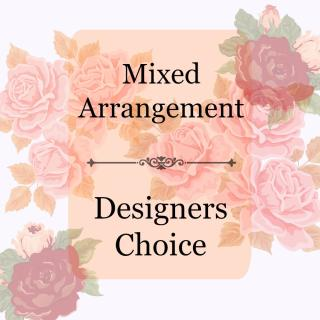 Designers Choice Mixed Arrangement