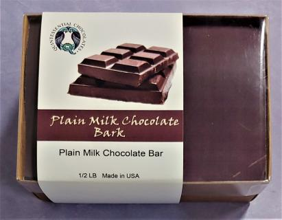 Quintessential Chocolate Box - Plain Milk Bark