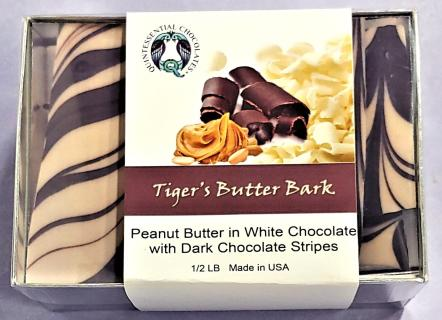 Quintessential Chocolate Box - Tiger\'s Butter Bark