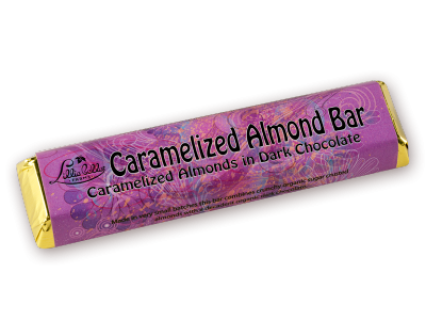 Lillie Belle Farms Caramelized Almond Bars 1.5 oz