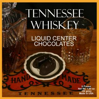 Quintessential Tennesse Whiskey 6 pc